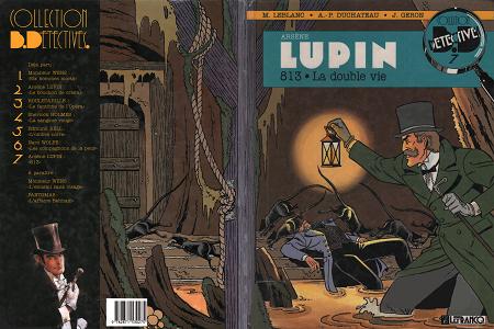 Arsène Lupin - Tome 2 - 813 La Double Vie