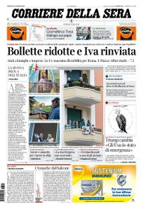 Corriere della Sera – 14 marzo 2020