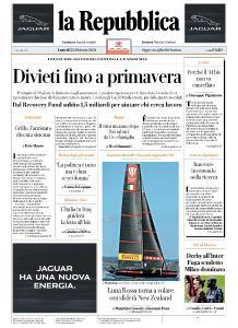 la Repubblica - 22 Febbraio 2021
