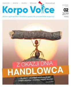 Korpo Voice - Luty 2019