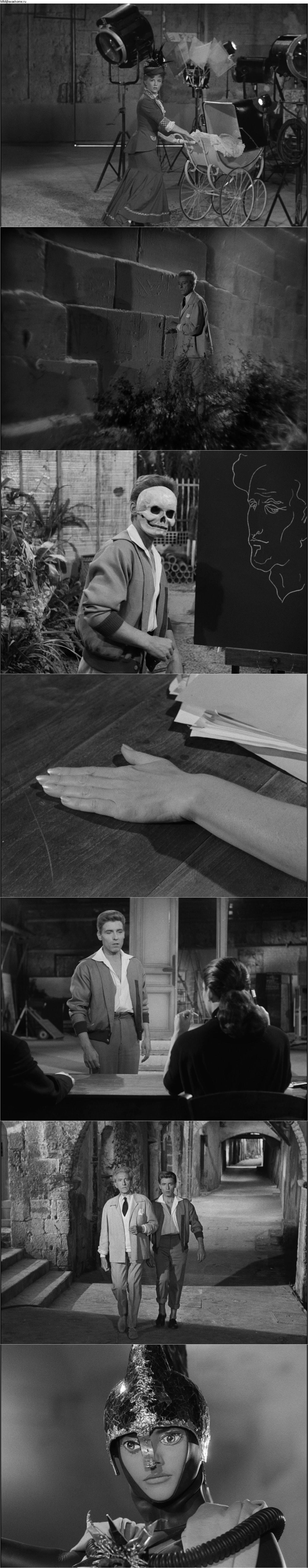 Testament of Orpheus (1960) Le Testament d'Orphée