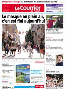 Le Courrier de l'Ouest Cholet – 17 juin 2021