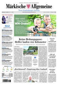 Neue Oranienburger Zeitung - 05. Juni 2018