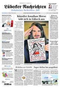 Lübecker Nachrichten Ostholstein Süd - 15. Februar 2019