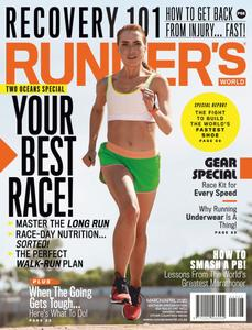 Runner's World South Africa - March 2020