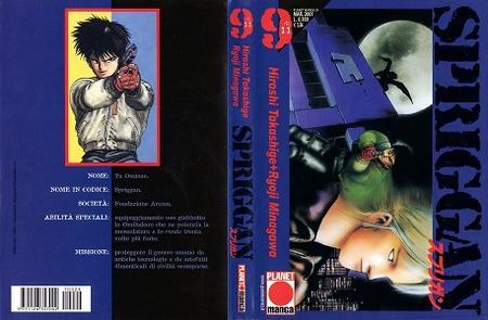 Spriggan - Volume 9