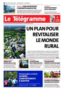 Le Télégramme Saint Malo – 21 février 2020