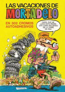 Álbum Las vacaciones de Mortadelo