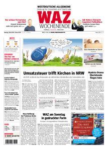 WAZ Westdeutsche Allgemeine Zeitung Oberhausen-Sterkrade - 20. April 2019