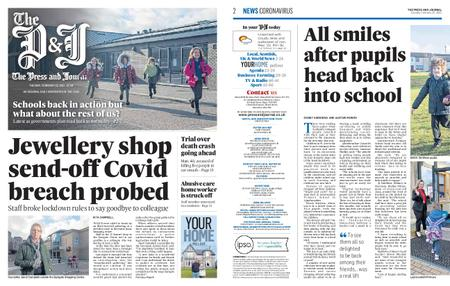 The Press and Journal Moray – February 23, 2021