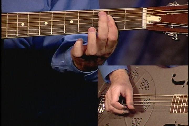 The Guitar of Blind Boy Fuller taught by Ari Eisinger