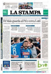 La Stampa Imperia e Sanremo - 23 Aprile 2018