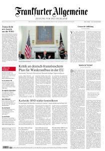 Frankfurter Allgemeine Zeitung - 20 Mai 2020