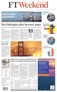 Financial Times Middle East - September 12, 2020