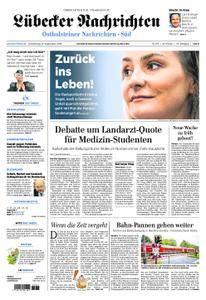 Lübecker Nachrichten Ostholstein Süd - 13. September 2018