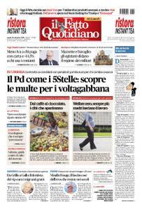 Il Fatto Quotidiano - 30 settembre 2019