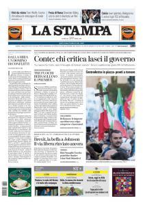 La Stampa Imperia e Sanremo - 20 Ottobre 2019