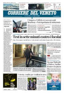 Corriere del Veneto Venezia e Mestre – 14 luglio 2020