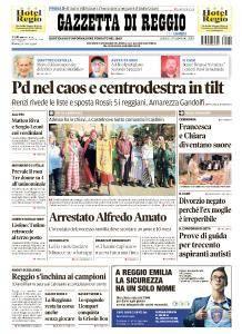 Gazzetta di Reggio - 29 Gennaio 2018