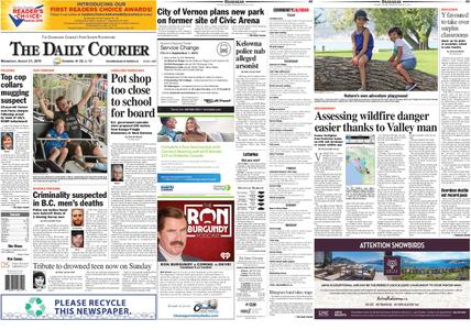 Kelowna Daily Courier – August 21, 2019