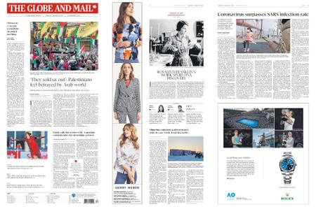 The Globe and Mail – January 30, 2020