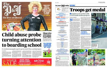 The Press and Journal Moray – July 27, 2019