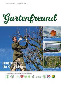 Gartenfreund – November 2019