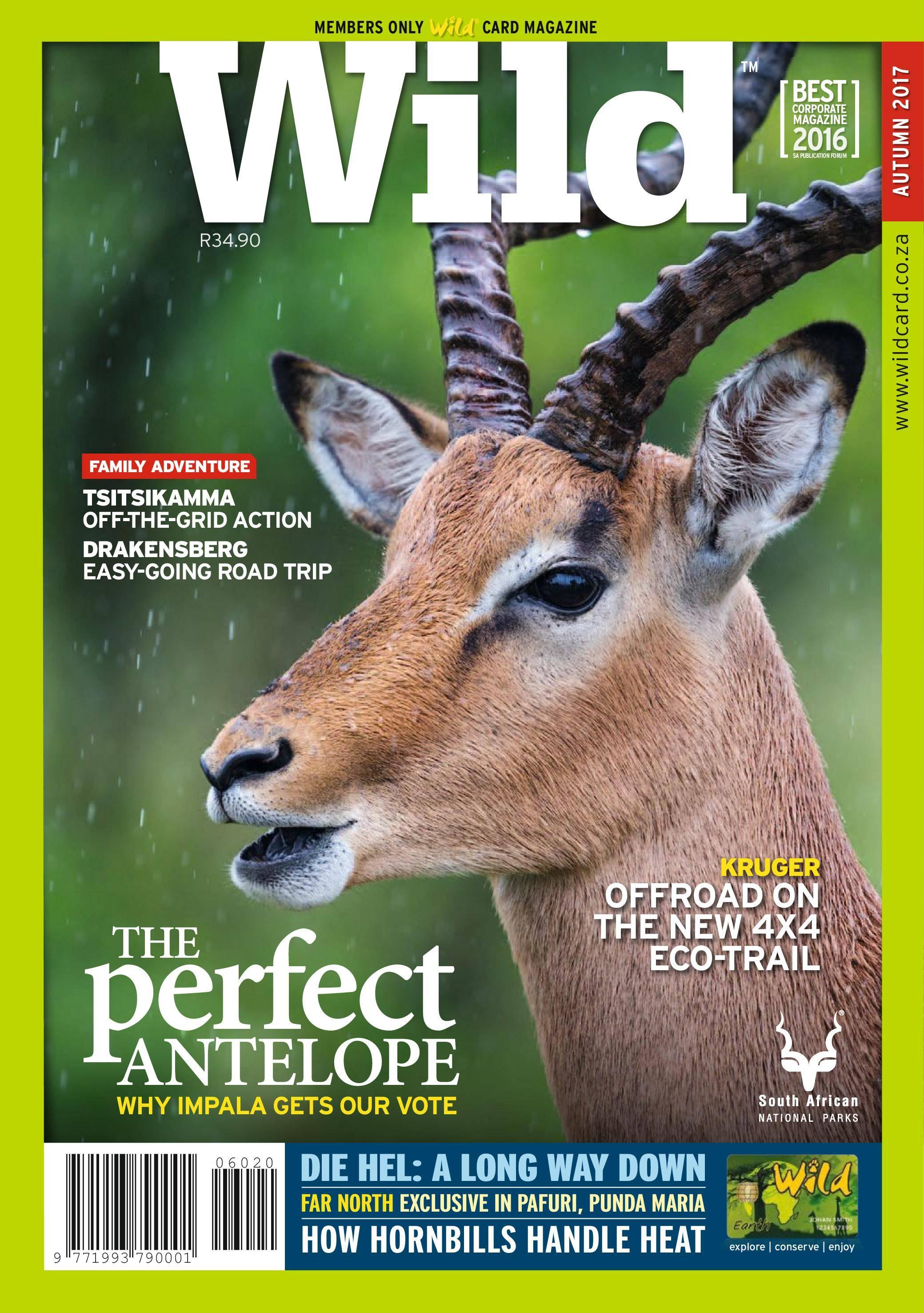 Wild Magazine - March 2017