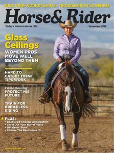 Horse & Rider USA - December 2018