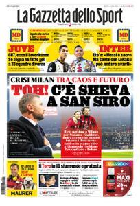 La Gazzetta dello Sport Roma – 01 ottobre 2019
