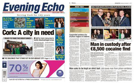 Evening Echo – November 11, 2017