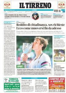 Il Tirreno Livorno - 27 Gennaio 2019