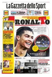 La Gazzetta dello Sport – 20 dicembre 2019