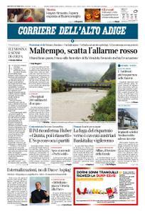 Corriere dell'Alto Adige – 30 ottobre 2018