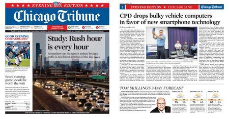 Chicago Tribune Evening Edition – August 22, 2019
