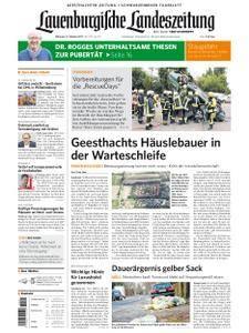 Lauenburgische Landeszeitung - 11. Oktober 2017