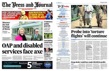 The Press and Journal Moray – April 04, 2018