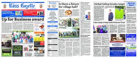 The Ross Gazette – October 02, 2019