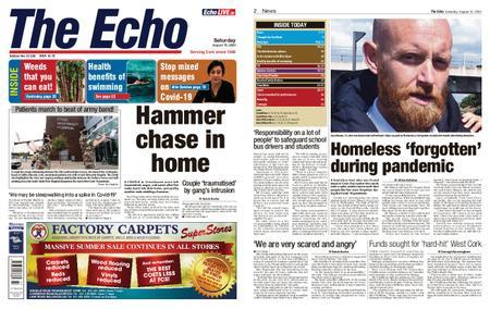 Evening Echo – August 15, 2020
