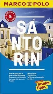 Marco Polo Reiseführer Santorin: Reisen mit Insider-Tipps, Auflage: 6