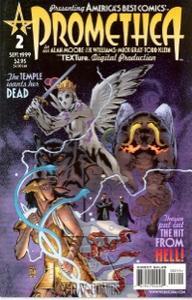Promethea Comics 1-31