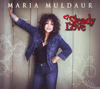 Maria Muldaur - Steady Love (2011) [Re-Up]