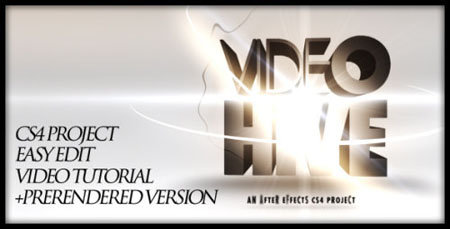3D Text Opening - Project for After Effects (Videohive)