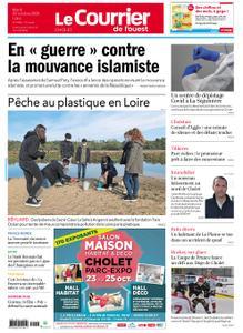 Le Courrier de l'Ouest Cholet – 20 octobre 2020