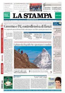 La Stampa Torino Provincia e Canavese - 26 Aprile 2018