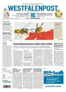 Westfalenpost Wetter - 14. August 2018
