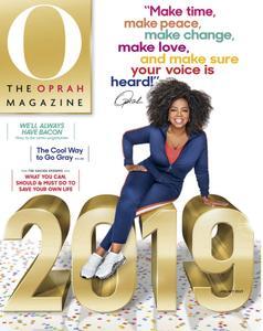 O, The Oprah Magazine - January 2019