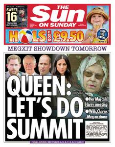 The Sun UK - 12 January 2020