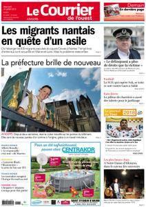 Le Courrier de l'Ouest Angers - 25 juillet 2018