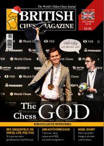 British Chess Magazine – December 2018